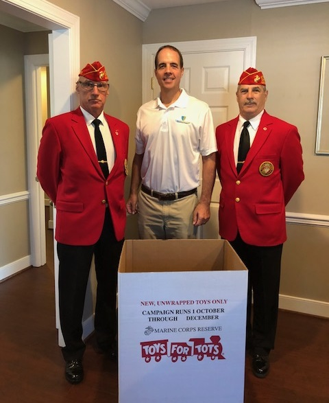 Gibsonsingleton Virginia Injury Attorneys Is A Drop Off Location For The Marine Toys Tots Program Now Through December 15 2018