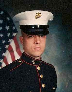 Ken in the Marines