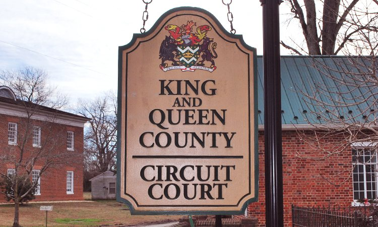 King and Queen County Circuit Court
