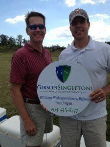 Gloucester Point Rotary Golf tournament